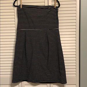 Old Navy strapless dress size L